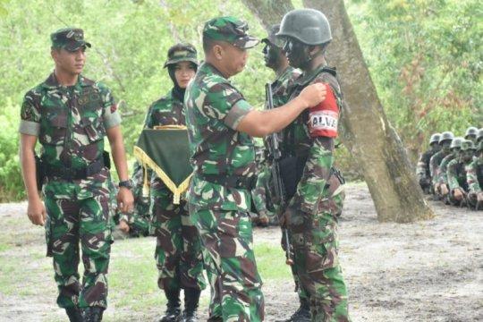 Pangdam I/BB harap prajurit Yonif Raider 100/PS tingkatkan kemampuan