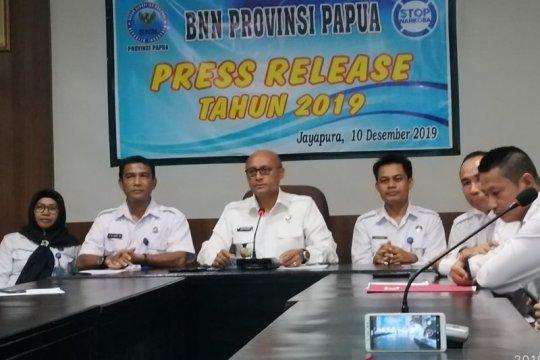 BNN sinyalir 90 persen anak pengguna narkotika dari kalangan OAP