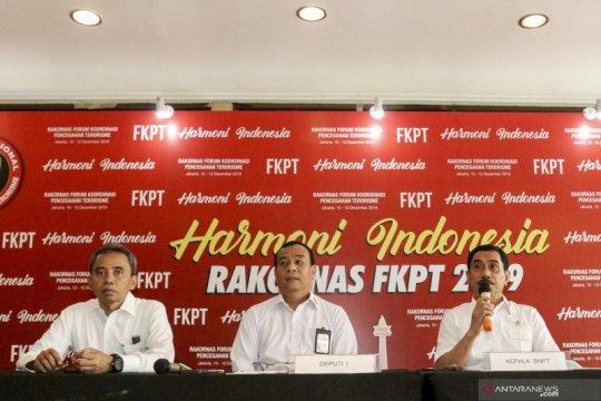 Kontraterorisme, BNPT perbanyak berdayakan mantan teroris