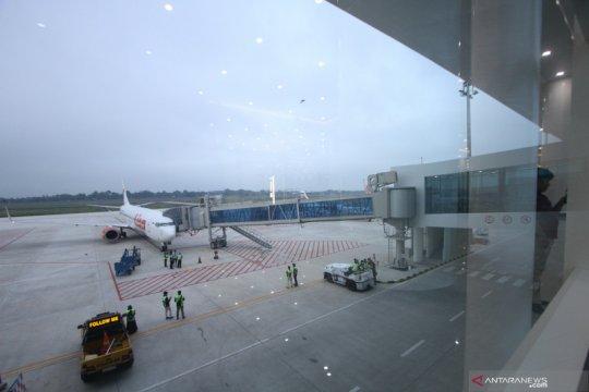 Terminal baru Syamsudin Noor beroperasi