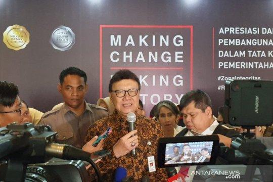 Menteri PANRB: Kalau mau jadi ASN, harus ikut aturan SKB radikalisme