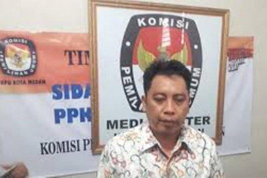 KPU Medan sosialisasi syarat pendaftaran calon perseorangan