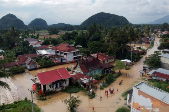 Banjir masih rendam Limapuluhkota