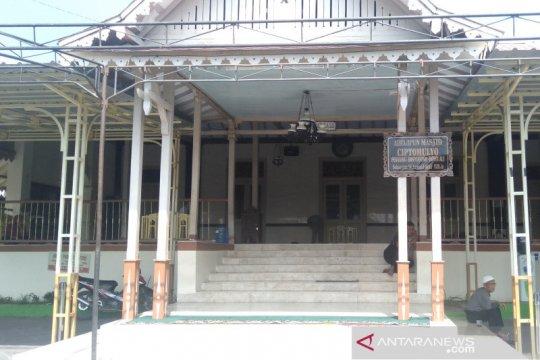 Warga gotong royong rawat masjid peninggalan Pakubuwana di Boyolali