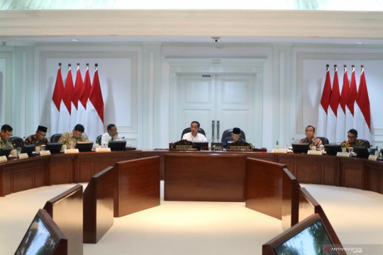Presiden minta Mendag dan Menlu percepat negosiasi perjanjian dagang