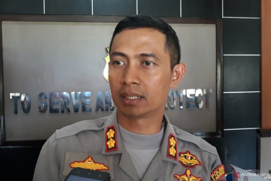 Sepanjang 2019, satu kasus pencurian sapi di Tabanan diungkap