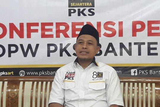 PKS Banten konsolidasikan kader melalui Kemah Bhakti Nusantara Akbar