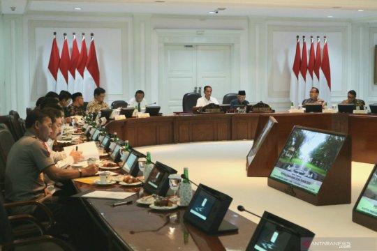 Presiden: utamakan program padat karya dalam pemanfaatan dana desa