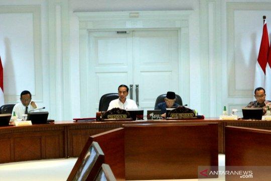 Presiden Jokowi minta akhiri riset yang tumpang tindih, ini alasannya