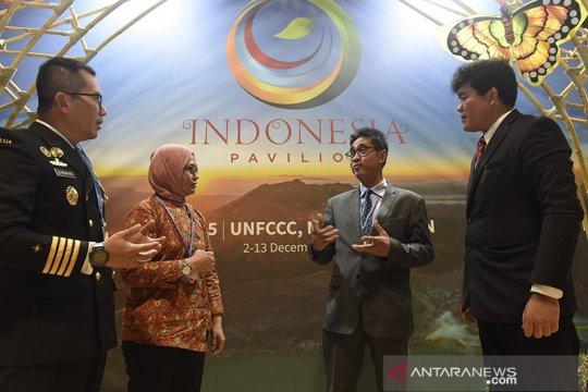 Luas mangrove Indonesia meningkat, kata delegasi COP25-UNFCCC