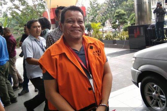 Kadis PUPR Kota Medan Isa Ansyari segera disidang