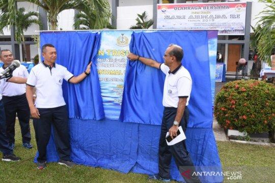 Danlantamal Manado lakukan pencanangan bulan Trisila TNI AL