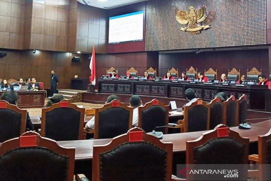 MK jelaskan sejumlah varian mandat putusan