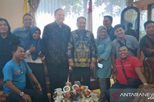 Perwakilan Kedubes AS nilai demokrasi Indonesia baik