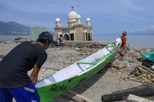 Rekonstruksi ekonomi Palu pascagempa, nelayan dapat pendampingan usaha