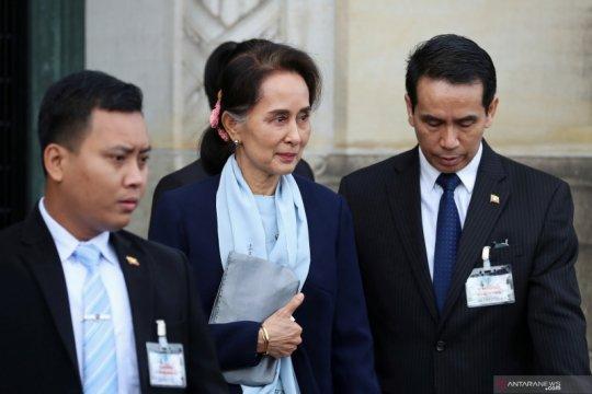 Pemberontak Rakhine klaim pejabat Myanmar tewas dalam pertempuran