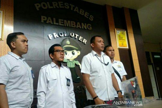 Polisi amankan pelaku teror bom di rumah purnawirawan TNI