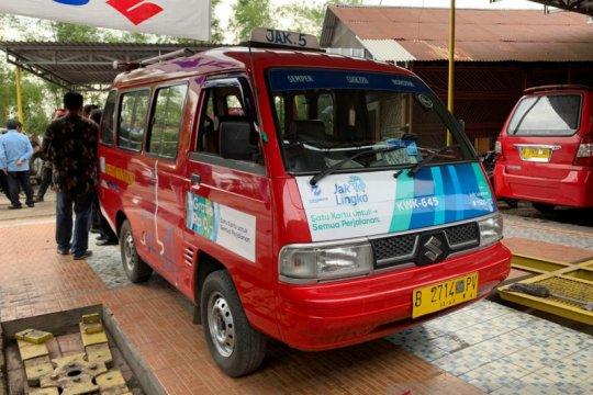 Angkot Jak Lingko dapat servis gratis dari Suzuki