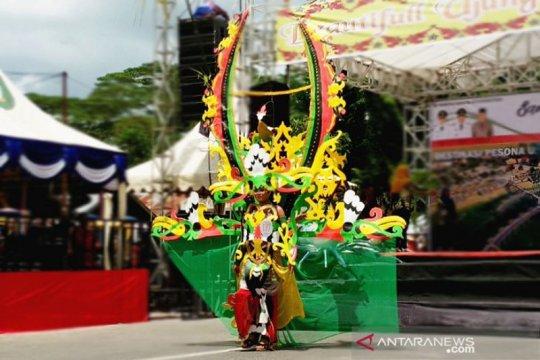 Kotim gelar 'Sampit Ethnic Carnival' usung tema budaya Dayak pedalaman