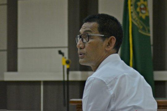 Bupati Tamzil heran ajudannya tidak ikut dijerat dalam kasusnya