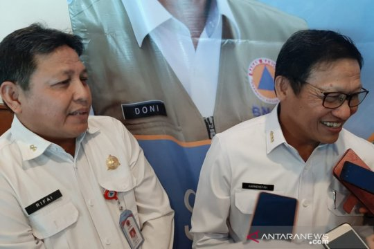 BNPB dorong revisi inpres pengendalian karhutla untuk satukan komando