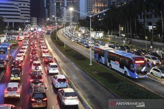 Kemacetan di ibukota