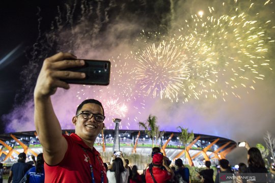 Penutupan SEA Games 2019