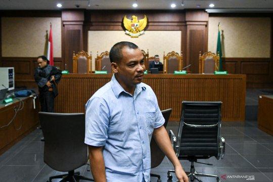 Sidang putusan penyuap gubernur Kepri