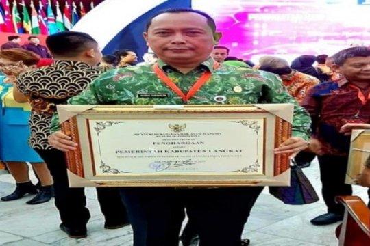 Kabupaten Langkat dapat predikat daerah Peduli HAM