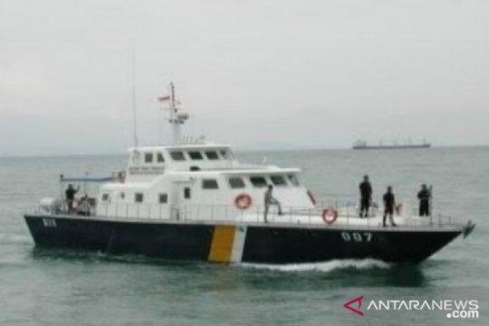 KSOP Pangkalbalam kerahkan kapal patroli baja