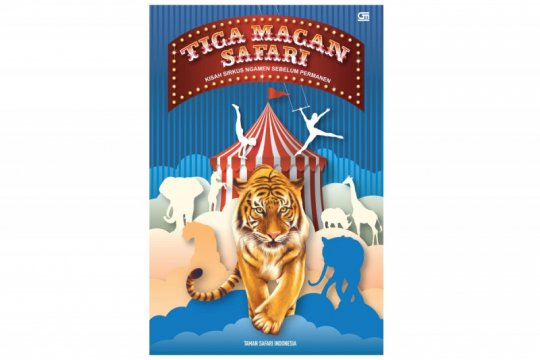 Kisah pendiri Taman Safari Indonesia dibukukan dalam biografi