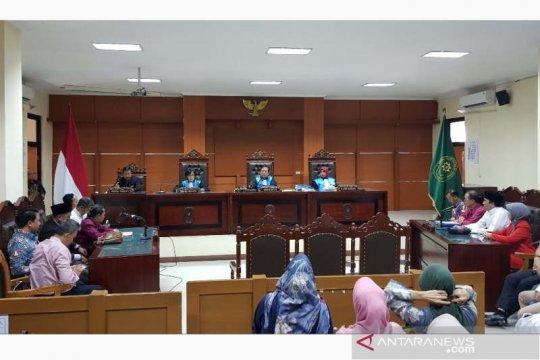 PTUN Semarang tolak gugatan Prof Suteki