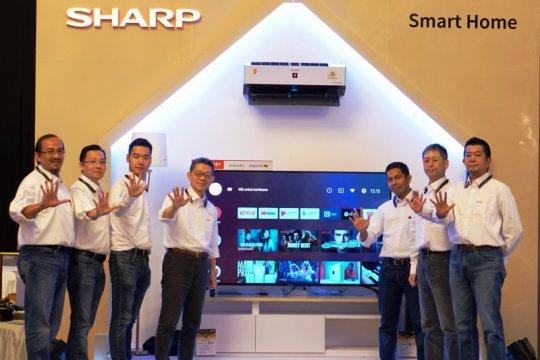 """Pasar """"smart tv"""" melonjak, Sharp Indonesia berambisi kuasai pasar"""