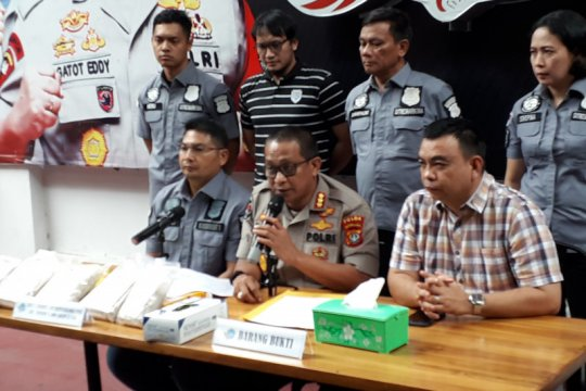 Polisi: Sindikat heroin internasional bidik kalangan menengah atas