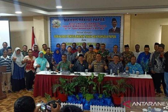 Pemangku kepentingan di Jayapura sepakat tolak terorisme-radikalisme