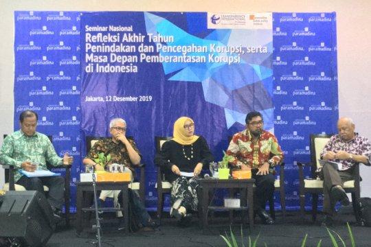 Cendekiawan Muslim Azyumardi Azra skeptis pemberantasan korupsi