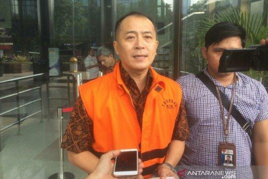 Tersangka kasus Meikarta minta KPK transparan dan jujur