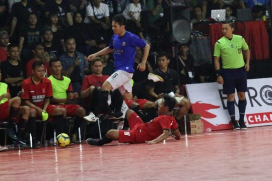 12 tim bakal tampil di Grand Final Supersoccer Euro Futsal
