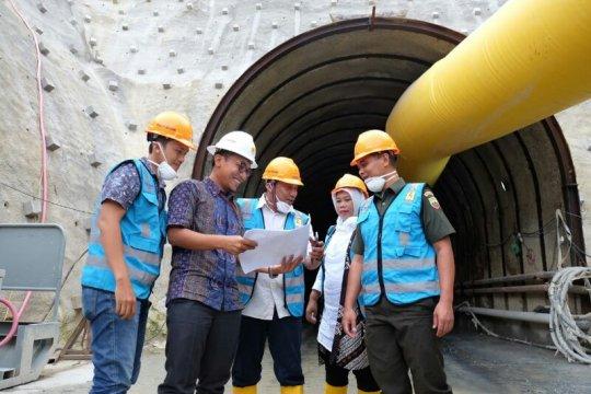 PLN paparkan progres pembangunan  PLTA Asahan 3