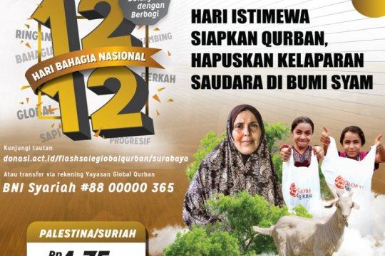 ACT Jatim dorong masyarakat berbagi di momen 12.12