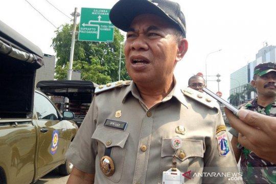 PD Pasar Jaya diharapkan percepat penyelesaian lapak bagi PKL Senen