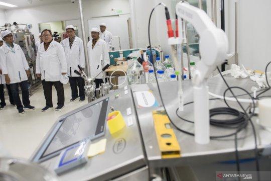 Menteri: Indonesia tingkatkan kemampuan pengembangan vaksin COVID-19