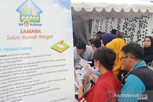 Sarana Jaya: Pembangunan Jakarta tidak pandang warga sebagai objek