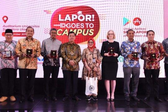 Wakil Konsul AS mengapresiasi Indonesia memajukan reformasi birokrasi