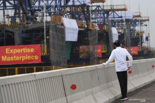 KCIC jelaskan dampak virus corona terhadap pembangunan kereta cepat