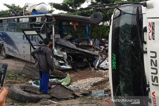 Kasus kecelakaan lalu-lintas di Bantul naik 29 persen