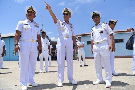 TNI AL kunjungi markas Angkatan Laut Timor Leste