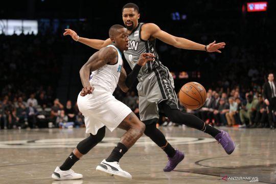 NBA : Brooklyn Nets kalahkan Charlotte Hornets 90 - 88
