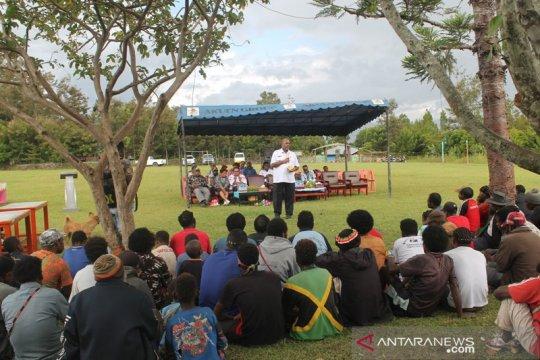 Pemkab Jayawijaya pastikan masyarakat urban juga mendapat pelayanan