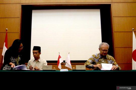 Jepang salurkan hibah Rp3,37M perbaiki sekolah, klinik di Indonesia